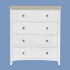 Caspian 4 Drawer Chest