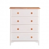 Cassidy 4 Drawer Chest