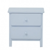 Cayman 2 Drawer Bedside