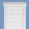 Lewis 3 Drawer Bedside