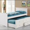 Roscoe Super Single Bed 3.5'